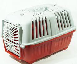 """MPS Переноска для собак """"Pratiko"""" с пластиковой дверцей, размер 48*31,5*33см"""