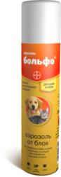 Bayer Больфо Спрей от Паразитов (250 мл)