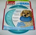 Petstages Игрушка для собак mini Orka Летающая тарелка d14см
