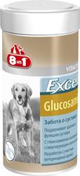 8 in 1 Excel Glucosamine - 8 в 1 Глюкозамин для суставов собак