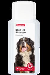 Beaphar Bea Flea Шампунь от блох для собак и кошек, 200мл
