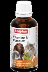 Beaphar Витамин - B - комплекс (50 мл)