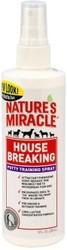 8 in 1 Средство для приучение к туалету щенков и собак NM House-Breaking спрей 237 мл