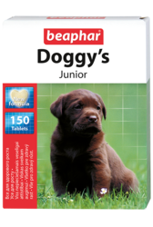 Beaphar Витамины DOGGY`S JUNIOR для щенков