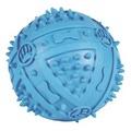 TRIXIE Мяч игольчатый из натуральной резины со звуком, 6см