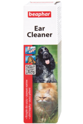 Beaphar Лосьон «Ear-Cleaner» ушной для кошек и собак (50 мл)