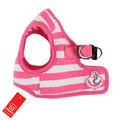 """Puppia Шлейка -жилетка для собак розовая, с эмблемой """"якорь"""", размер L"""