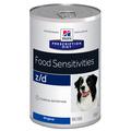 HILL'S Консервы Диета для собак Z/D лечение острых пищевых аллергий 370г