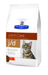 HILL'S Диета для кошек J/D лечение заболеваний суставов сух.2кг
