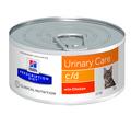 HILL'S Консервы PD Feline c/d Multicare Minced with Chicken Для кошек, курица, уролитиаз, 156г