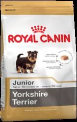 Royal Canin Сухой корм для щенков йоркширских терьеров