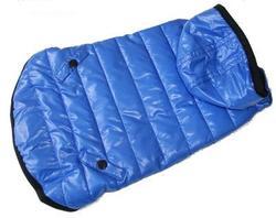 I's Pet Куртка для собак, цвет голубой, размер M