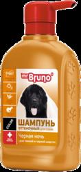 """М.Бруно Шампунь №8 """"Черная ночь"""" для чёрных собак, 350мл"""
