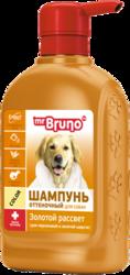 """М.Бруно Шампунь №11 """"Золотой рассвет"""" для золотистых собак, 350мл"""