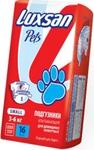 Luxsan Подгузники для домашних животных Small 3-6кг 16шт