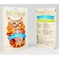 Molina Куриный сэндвич для кошек, 80г