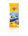 """Педигри Пластинки """"Denta Stix"""" для снятия зубного камня у средних и крупных собак 77г"""