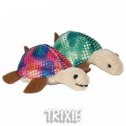 TRIXIE Игрушка Черепаха 7см плюш, 2 шт. в комплекте