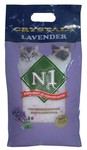 №1 Crystals Lavender (Лаванда) Наполнитель силикагелевый 5л