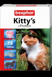 Beaphar Kittys Витамины для кошек Сердечки Протеин