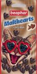Beaphar Malthearts для кошек Сердечки для вывода шерсти из желудка 150шт