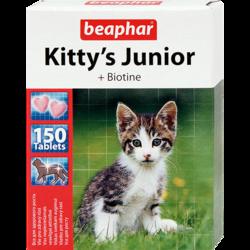 Beaphar Kittys Junior Витамины для котят