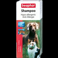 Beaphar Шампунь для собак и кошек противоаллергенный, 200мл