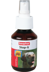 Beaphar Stop-It Спрей для собак отпугивающий 100мл