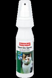 Beaphar Spot On Spray Спрей для кошек от блох и клещей 150мл