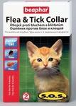 Beaphar Ошейник SOS для котят от блох и клещей 35см