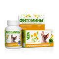 Веда Фитомины для кошек против аллергии 100таб