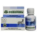Веда Фитомины для собак и щенков крупных пород для укрепления и восстановления суставов 100таб