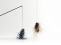 Beeztees Игрушка для кошек Удочка со страусиными перьями, в ассорт. 70см