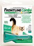 Frontline Фронтлайн КОМБО Капли для кошек от блох и клещей 0,5мл