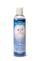 Bio-Groom Purrfect White Shampoo Шампунь отбеливающий для кошек 237 мл
