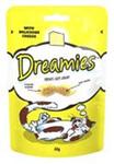Dreamies Лакомые подушечки с сыром для кошек 6шт.
