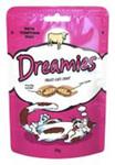 Dreamies Лакомые подушечки с говядиной для кошек