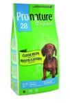 Pronature(Пронатюр) Original 28 Для щенков мелких и средних пород Цыпленок, сух.2,72кг