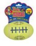 """Kong Игрушка для собак Air """"Регби"""" средняя 14 см"""
