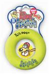 """Kong Игрушка для собак Air """"Кольцо"""" среднее 12 см"""
