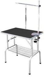 SHOW TECH Грумерский стол Grooming Table 81x52x78см, черный