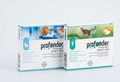 Bayer Профендер 70 Антигельминтик капли на холку для кошек 2,5-5кг, 2пипетки*0,7мл
