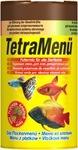 Tetra TetraMin Menu Корм для рыб, мелкие хлопья 4 вида