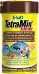 Tetra TetraMin Junior Корм способствующий росту мальков, хлопья 100мл