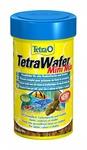 Tetra TetraWafer Mini Mix Корм для донных рыб и ракообразных, чипсы 100мл