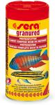 Sera Granured Корм для плотоядных цихлид, гранулы