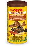 Sera Wels-Chips Корм для лорикариевых сомов, чипсы