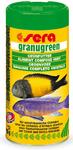 Sera Granugreen Корм для растительноядных цихлид, гранулы 20г