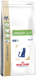 Royal Canin Сухой корм Urinary Feline S/O LP34 для кошек при МКБ