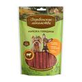 Деревенские лакомства Нарезка говядины 60г для собак мини-пород
